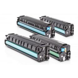 HP CF201X (CF401X) Toner TARVIKE (C,M,Y,K)1x2800 & 3x2300 S.(5%)