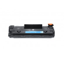 HP CE285A  TARVIKE, Musta värikasetti 1600 s.(5%)