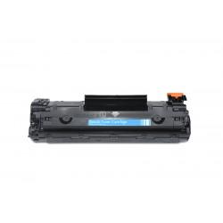Korvaa HP CE285A, Musta värikasetti 1600 s.(5%))