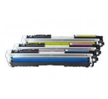 HP CF341A / 126A TARVIKE, Toner (C,M,Y) 3x1000 s. (5%)