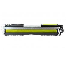 Korvaa HP CE312A / 126A  Keltainen Värikasetti 1000 s. (5%)
