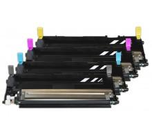 Samsung TARVIKE CLT-P4092C (BK,C,M,Y) 4 kpl. 1x1500 & 3x1000 s. (5%)
