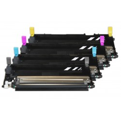 Korvaa Samsung CLT-P4092C (BK,C,M,Y) 4 kpl. 1x1500 & 3x1000 s. (5%)