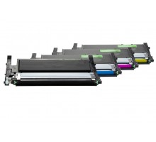Samsung, TARVIKE, CLP-360 / CLT-P406  (BK,C,M,Y) 1x1500 & 3x1000 s.(5%)
